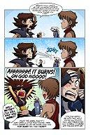 Mystery Babylon webcomic