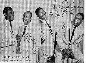 Deep River Boys pictures and photos