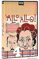'Allo, 'Allo!: The Complete Series Four