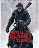 War for the Planet of the Apes (Blu-ray 3D + Blu-ray + Digital)