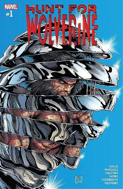 Hunt For Wolverine (2018)