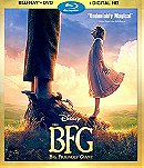 The BFG (Blu-Ray + DVD + Digital HD)
