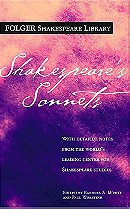 Shakespeare's Sonnets and Poems (The New Folger Library Shakespeare)