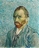 Vincent van Gogh: Self-Portrait, September 1889