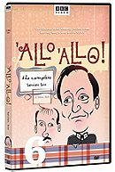 'Allo 'Allo!: The Complete Series Six