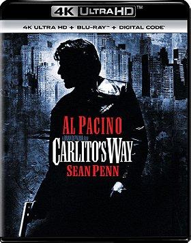Carlito's Way (4K Ultra HD + Blu-ray + Digital Code)