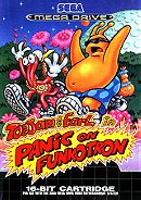 Toe Jam & Earl II in Panic on Funkotron