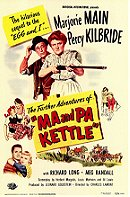 The Further Adventures of Ma and Pa Kettle