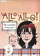 'Allo 'Allo!: The Complete Series Nine