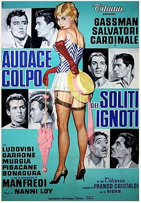 Audace colpo dei soliti ignoti (1959)
