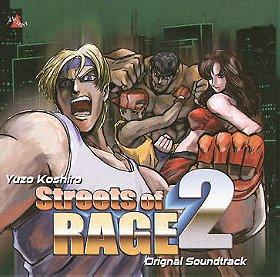 Streets of Rage 2 Soundtrack