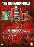 Liverpool vs West Ham Utd - 2006 FA Cup Final - The Gerrard Final!