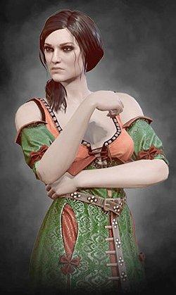 Mary Louisa La Valette