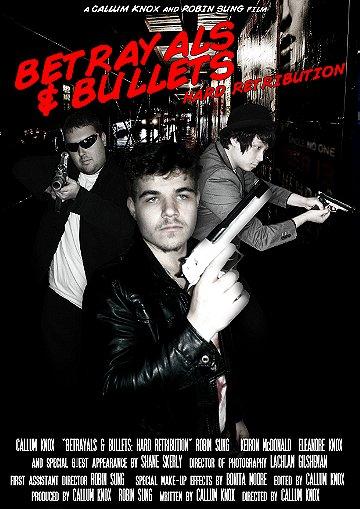Betrayals & Bullets: Hard Retribution