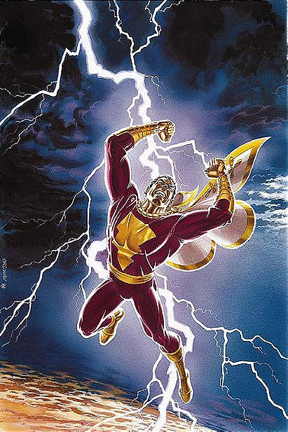 Shazam / Captain Marvel