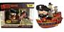 Pirates of the Caribbean Dorbz Ridez: Wicked Wench w/ Captain Disney Treasures Exclusive