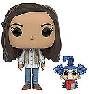 Funko POP Movies: Labyrinth - Sarah and Worm Action Figure