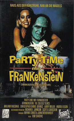 Frankenstein: The College Years                                  (1991)