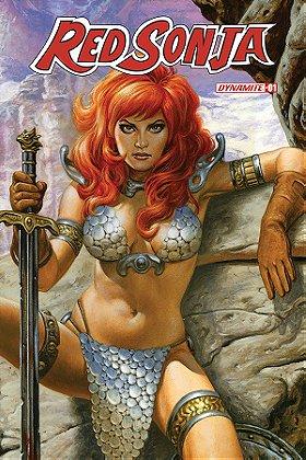 Red Sonja Vol. 5