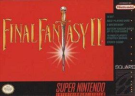 Final Fantasy II (IV)