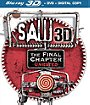 Saw 3D: The Final Chapter (Unrated) [Blu-ray]