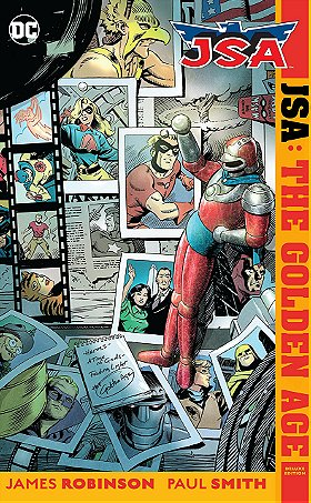 JSA: The Golden Age Deluxe Edition