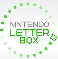 Nintendo Letter Box / SwapNote