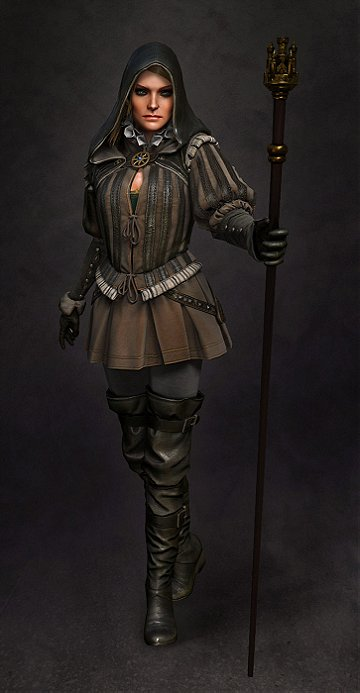 Cynthia (The Witcher)