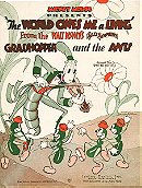 The Grasshopper and the Ants (1934)