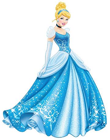 Cinderella (Original Disney animated)