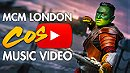 MCM London Comic Con October - Cosplay Music Video 2018