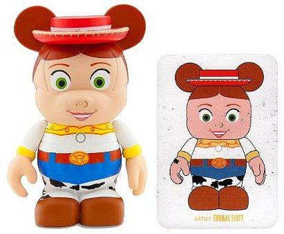 Toy Story Vinylmation Series 1: Jessie