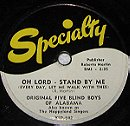 Oh Lord—Stand By Me