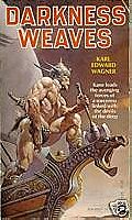 DARKNESS WEAVES - With Many Shades - Kane Book (1) One