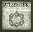 Complete Studio Albums Collection Box set, Import Edition by Leonard Cohen (2011) Audio CD